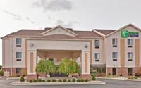 Holiday Inn Express Dayton West-Brookville