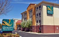 Quality Inn & Suites - Denver International Airport