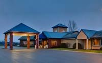 Holiday Inn Express Moncton-New Brunswick