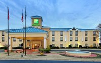 Holiday Inn Express Southaven - Memphis International Airport