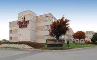 Clarion Hotel Milwaukee Airport