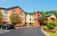 Comfort Suites Pittsburgh