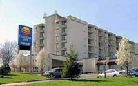 Comfort Inn Airport and Conference Center St Louis Airport